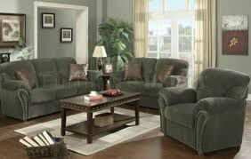 Patricia dark green velvet $929 sofa, loveseat, chair or $ 1229 with 3pc pk coffee / end table set for Sale in Dearborn, MI