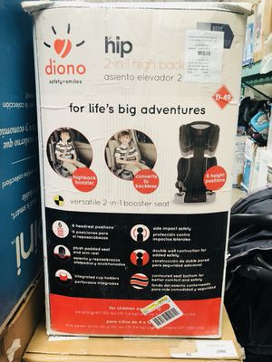 Diono booster seat for Sale in Las Vegas, NV