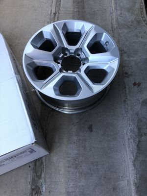 Rims Toyota 4Runner or Tacoma for Sale in Hutto, TX