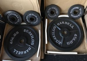 Olympic weights for Sale in Richmond, CA