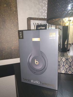 Beats Studio 3 Headphones (wireless) for Sale in Tempe, AZ