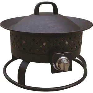 Rustic Gas FireBowl for Sale in Garden Grove, CA