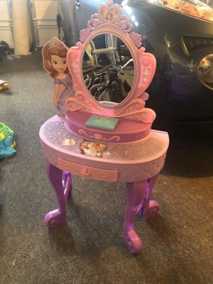 Kids dress up table for Sale in Bothell, WA