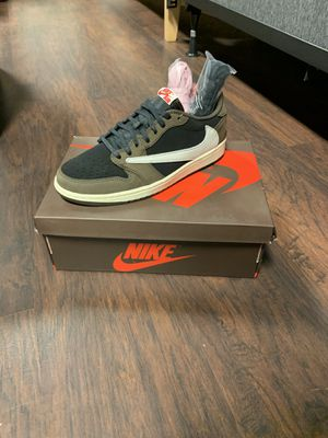 Travis Scott's 1's Low for Sale in Raleigh, NC