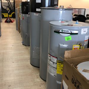 Electric Water Heater Liquidation Sale!! Starting $235.00 for Sale in Chino, CA