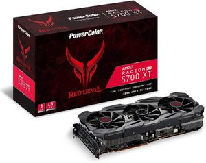 PowerColor Red Devil Radeon RX 5700 XT 8GB GDDR6 Graphics Card for Sale in Bellevue, WA