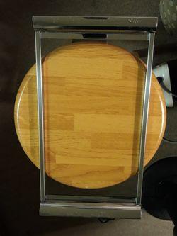 CA. ART DECO VINTAGE VANITY/DRESSER TRAY. CHROME/GLASS. for Sale in Redlands,  CA