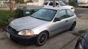 1996 Honda Civic DX Hatchback for Sale in Sacramento, CA
