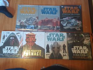Star wars books for Sale in South San Francisco, CA
