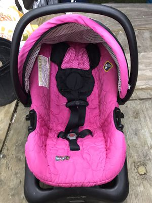 Minnie Mouse Car seat for Sale in Houston, TX