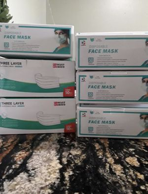 50pc Face Mask for Sale in Houston, TX