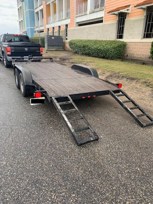 2017 Carson Trailer Car Hauler / Carrier - one owner great condition! for Sale in Virginia Beach, VA