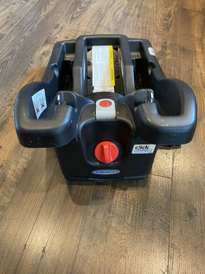 Greco click connect car seat base for Sale in Olympia, WA