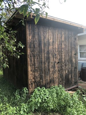 8'x12' Shed fully built for Sale in San Diego, CA