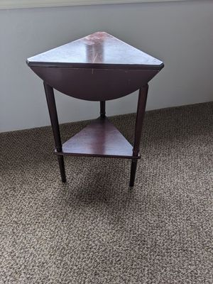 Antique Adjustable Side Table for Sale in Milwaukie, OR