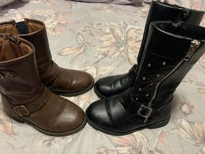 Toddler girl boots for Sale in Lancaster, CA