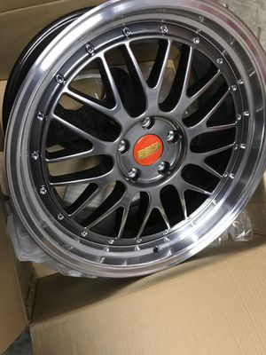 "New 19"" mst staggered rims for Sale in Vernon, CA"