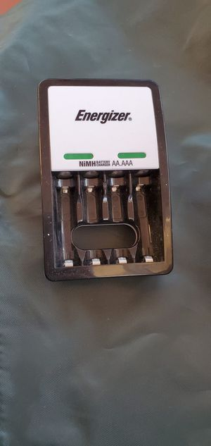 Energizer battery charger for Sale in Garden Grove, CA