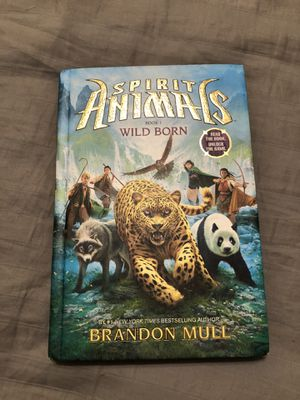 Spirit Animals Hardcover Book1 Wild Born for Sale in Fort Worth, TX