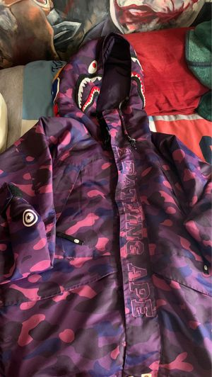 Bape Camo Jax purple and pink army for Sale in Woodbridge, VA