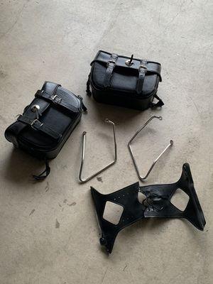 Harley Davidson bags for Sale in Fresno, CA