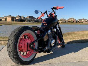 Motorcycle Honda shadow bobber for Sale in Hockley, TX