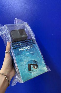 GO PRO HERO 7 F for Sale in Mesquite,  TX
