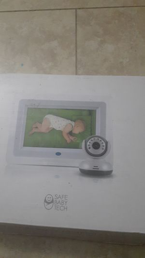 LCD baby monitor for Sale in Phoenix, AZ