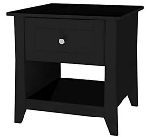 Black end table for Sale in Alameda, CA