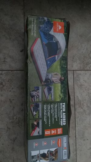 Ozark trail airbed for Sale in Phoenix, AZ