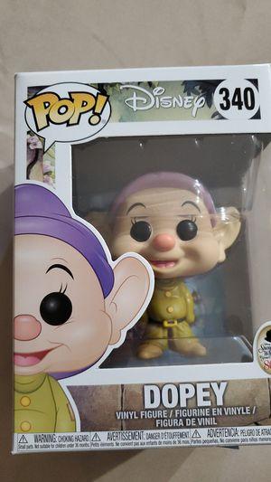 Dopey Pop Funko for Sale in Las Vegas, NV