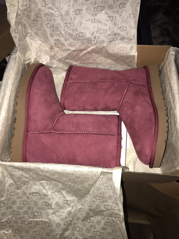 Water resistant Mulberry UGGs