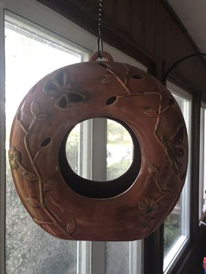 Hanging planter or tea light holder for Sale in Cambria, WI