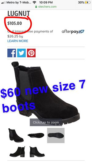 New women's Skechers boots for Sale in Banning, CA