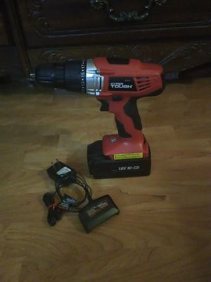 Hyper tough drill for Sale in Linden, IN