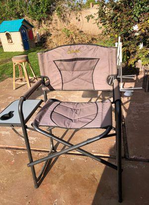 Directors chair. Like new for Sale in Buckeye, AZ
