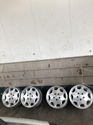 Mercedes W202 Rims for Sale in Seattle, WA