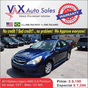 2011 Subaru Legacy for Sale in Worcester, MA
