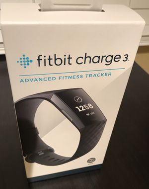 Fitbit charge 3 for Sale in Wixom, MI