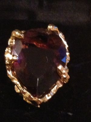 Purple gold ring for Sale in Nashville, TN