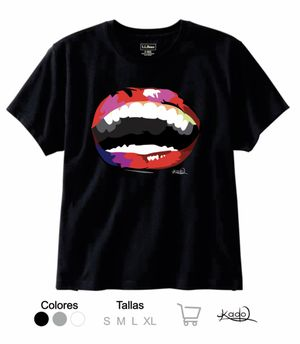 Lips T-Shirt @bykado_ 👄 for Sale in Orlando, FL