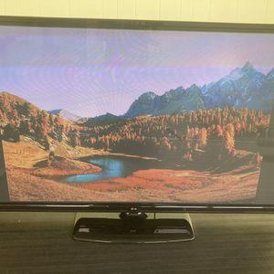 "LG 60"" Plasma, Line through screen for Sale in Canton, MI"