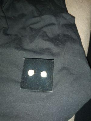 Simulated diamond ear rings for Sale in Philadelphia, PA