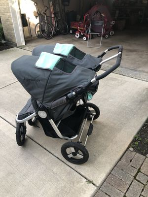 Bumbleride Twin Stroller for Sale in Glenview, IL