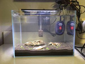 Fish tank 4 gallons. High Quality Flexi Mini for Sale in Mukilteo, WA