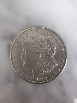 1893 (CC) Silver Morgan Dollar for Sale in North Ridgeville, OH