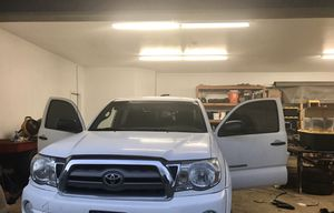 2010 Toyota Tacoma double cab SR5 for Sale in Waianae, HI