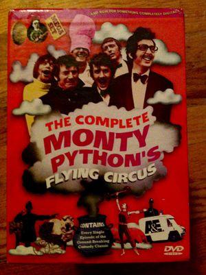 Monty Python Flying Circus complete TV series plus bonus for Sale in Loganville, GA