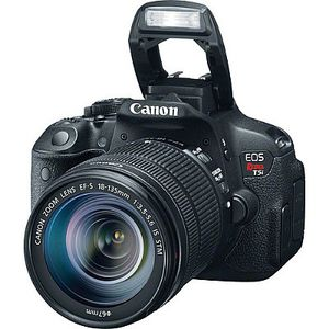 Canon T5i DSLR with lens Videography YouTube vlog for Sale in MONTGOMRY VLG, MD
