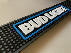 New Bud Light rubber beer bar mat for Sale in Chino Hills, CA